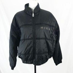 Vintage NIKE Womens Coat Jacket Large (12/14)